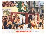 Grand Prix, 1966 Posters
