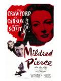 Mildred Pierce, 1945 Reproduction procédé giclée