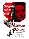 Mildred Pierce, 1945 Giclee-vedos