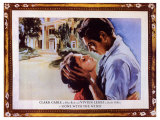 Gone With The Wind, 1939 Reproduction proc&#233;d&#233; gicl&#233;e