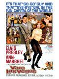 Viva Las Vegas, 1964 Giclee Print