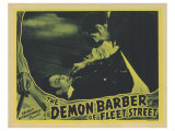 The Demon Barber of Fleet Street, 1939 Prints