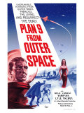 Plan 9 From Outer Space, 1959 Affiches