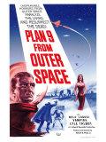 Plan 9 From Outer Space, 1959 Kunstdrucke