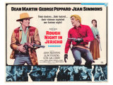 Rough Night in Jericho, 1967 Giclee Print