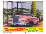 Thunderbirds Are Go, 1966 Prints