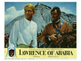 Lawrence of Arabia, 1963 Lámina giclée