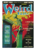 Weird Tales Prints