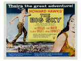 The Big Sky, 1952 Giclee Print
