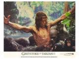 Greystoke: The Legend of Tarzan, Lord of the Apes, 1983 Premium Giclee Print