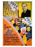 Hail Hal Roach, 1934 Art