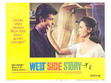 West Side Story, 1968 Poster