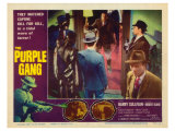 The Purple Gang, 1959 Reproduction procédé giclée