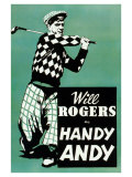Handy Andy, 1934 Lmina gicle