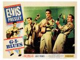 G.I. Blues , 1960 Print