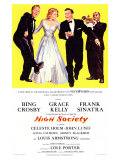 High Society, 1956 Poster