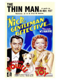 The Thin Man, 1934 Plakat