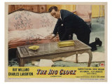 The Big Clock, 1948 Giclee Print
