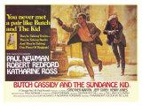 Butch Cassidy and the Sundance Kid, 1969 - Reprodüksiyon