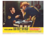 Sergeants 3, 1962 Giclee Print
