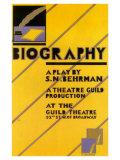 Biography Prints