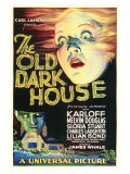 The Old Dark House Giclee Print
