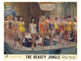The Beauty Jungle, 1964 Reproduction proc&#233;d&#233; gicl&#233;e