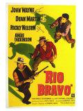 Rio Bravo, Australian Movie Poster, 1959 - Poster