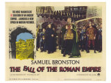 The Fall of the Roman Empire, 1964 Giclée-Druck