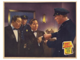 Charlie Chan on Broadway, 1937 Giclee Print