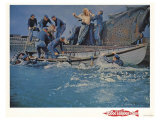 20,000 Leagues Under the Sea, 1954 Giclee Print