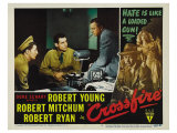 Crossfire, 1947 Posters