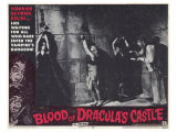 Blood of Dracula's Castle, 1969 Giclee Print