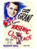 Arsenic and Old Lace, 1944 Reproduction procédé giclée