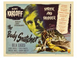 The Body Snatcher, 1945 Wydruk giclee