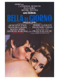 Belle de Jour, Italian Movie Poster, 1968 Art