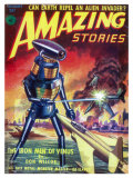 Amazing Stories Prints