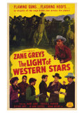 Light of Western Stars, 1950 Prints
