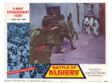 Battle of Algiers, 1968 Giclee Print