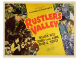 Rustler&#39;s Valley, 1937 Reproduction proc&#233;d&#233; gicl&#233;e
