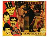 Animal Crackers, 1930 Giclée-tryk