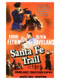 Santa Fe Trail, 1940 Prints