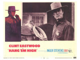 Hang Em High, 1968 Reproduction proc&#233;d&#233; gicl&#233;e