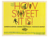 How Sweet It Is, 1968 Giclee Print