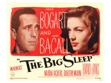 The Big Sleep, 1946 Julisteet