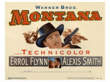 Montana, 1950 Prints
