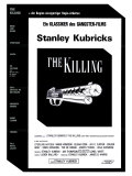 The Killing, German Movie Poster, 1956 Print