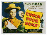 Check Your Guns, 1948 Giclee Print