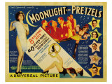 Moonlight and Pretzels, 1933 Giclee Print