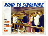 Road to Singapore, 1940 Premium Giclee Print